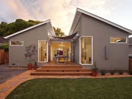 Exterior  Awesome Ranch House Renovation Ideas Ranch - Exterior house renovation