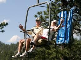 Scenic Chairlift Rushmore Tramway Adventures