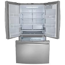 kenmore fridge inside. kenmore elite 73033 25.0 cu. ft. 33\ fridge inside