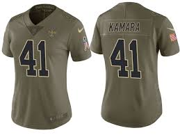 Saints Olive 2017 To Kamara 41 Limited Jersey Alvin Salute Service