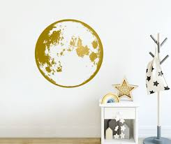 moon wall decal your decal nz