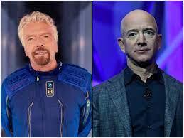 Richard Branson Denies Space ...