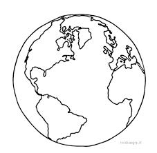 Pagine Da Colorare Stampabili Disegno Terra Da Colorare Disegni