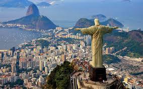 Image result for Villes de nuit Rio De Janeiro