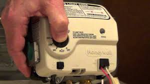 Honeywell Lighting Control How To Light A Water Heater Honeywell Electronic Gas Control