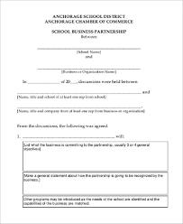 14+ Partnership Agreement Short Form Samples And Templates – Pdf ...