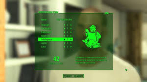 New Character Creation Husband Wife And Fo3 Starting Stats