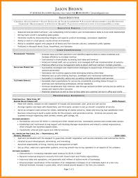 10 Sample Resume Of Sales Executive Azzurra Castle Grenada