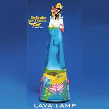 Rare 1999 Vandor Beatles Yellow Submarine Sgt Pepper Lava Motion