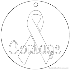 Small Picture breast cancer ribbon coloring pages
