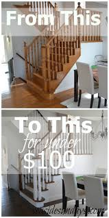 save money and refinish your stairs with this how to guide great for beginners who want to save money and rev their builder staircase