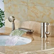 Waterfall Bathtub Bathroom Fascinating Waterfall Bathtub Design Waterfall Bathtub
