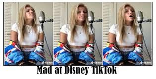 Baymax is the deuteragonist of disney's 2014 animated feature film big hero 6. Salem Ilese S New Song Mad On Disney Tiktok Is Viral Brunchvirals