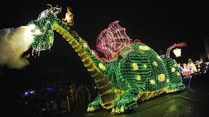 Electric Light Parade Disneyland Main Street Electrical Parade Returns To Disneyland Park