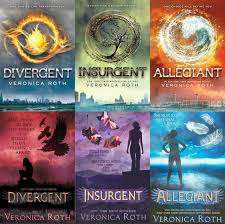 divergent book covers