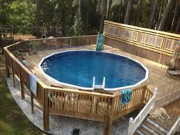 Emejing Pool Slides For Above Ground Pools Photos dairiakymbercom