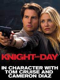 Watch In Character with Tom Cruise and Cameron Diaz of Knight and Day