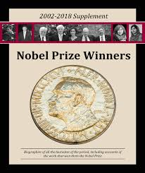 nobel prize winners hw wilson online databases