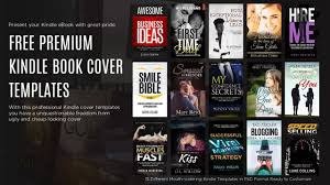Free Cover Templates Free Psd Kindle Book Cover Templates Youtube