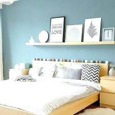 shelf decorating the wall behind your headboard above bed decor stunning decorate how to a with