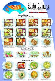 Sushi Cuisine Merced California