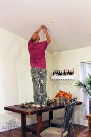 brilliant la maison boheme chandelier installation also how to chandelier how to install