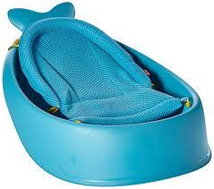 Blue Bathtub skip hop moby bath smart sling 3stage bathtub blue cualbox 7653 by guidejewelry.us