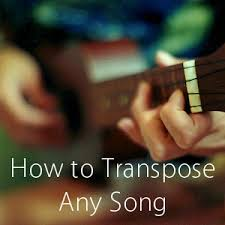 The Best Way To Transpose A Song Ukulele Tricks