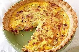 bacon and cheese quiche recipe my