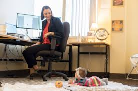 Baby In The Boardroom Infant At Work Programs Good For Kids
