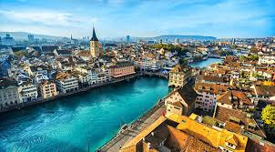 health and security risks in expat destinations switzerland  zurich skyline
