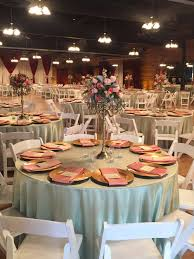 Lincoln Ne Events Get The Look Coral And Gold Spring Wedding Reception Elite
