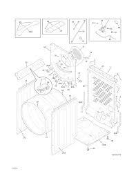 Electrolux dryer parts model eimed60lt3 sears partsdirect