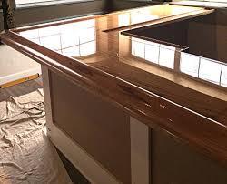 minimalist bar counter top in countertop diy countertops tops with diy metal design 31