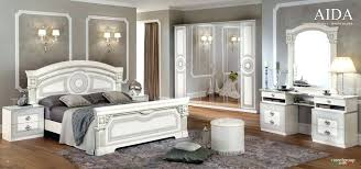 Best Interior White And Silver Bedroom Set Home Designing Inspiration White  With Silver Bedroom Set Made