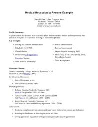 Cover Letter For Resume Medical Assistant Objective For Resume Medical Assistant shalomhouseus 66