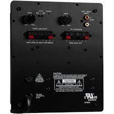 Dayton Audio SA70 70W Subwoofer Plate Amplifier