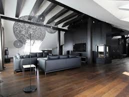 Entdecke wohnideen wohnzimmer im skandinavischen, provenzalischen und industriellen stil. Wohnzimmer In Grau Und Schwarz Gestalten 50 Wohnideen
