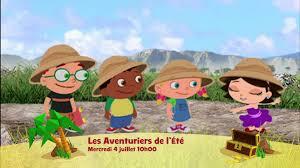 Les Vacances De Disney Junior Les Petits Einstein Mercredi 4