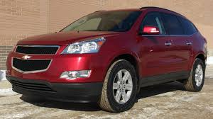 2012 Chevrolet Traverse LT AWD - Heated Seats, Power Trunk, 7 ...