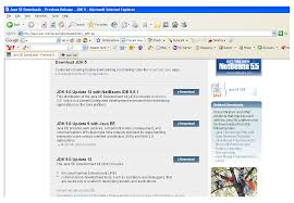 cs x resources online click on jdk 5 0 update 12 or if you want netbeans as well click on jdk 5 0 update 12 netbeans ide 5 5 1 help acircmiddot java technology