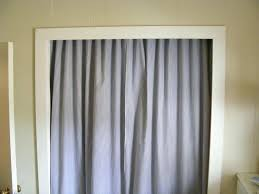 closet door ideas curtain. Curtain Instead Of Closet Doors Hanging Curtains Ideas Door Pictures .