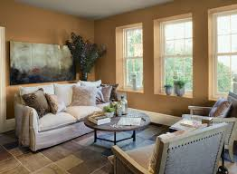 Modern Colors For Living Room Walls Living Room Ideas Inspiration Paint Colors Orange Living