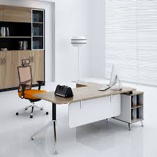 type of furniture design. Simple Office Furniture Made In China Melamine Board Modern Design L Type Table Of