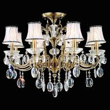 flush mount crystal chandelier. Picture Of 30\ Flush Mount Crystal Chandelier E