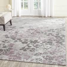 ales light greypurple area gray and purple rug 2018 animal print rugs