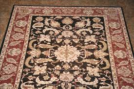 style traditional rugs size 11 feet 0 inch x 13 feet 6 inch color black red black red design peshawar rugs materials wool rugs origin stan