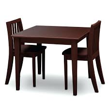 table and 2 chairs set es r us next steps table and 2 chairs set espresso