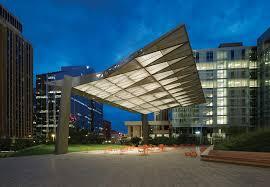 canopy designs lighting. at night 3000k integrated led strips illuminate the canopy yokemounted halogen par38 designs lighting w