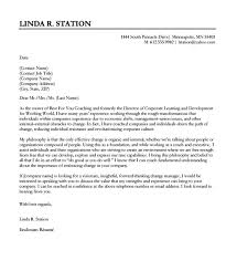 Sample Marketing Cover Letter For Resume